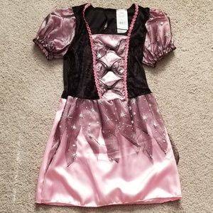 Little girls dress up costume (witch/pirate)